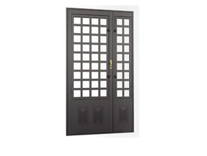 Porta Seteira Simples 2,15x1,20