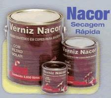 Verniz Nacor